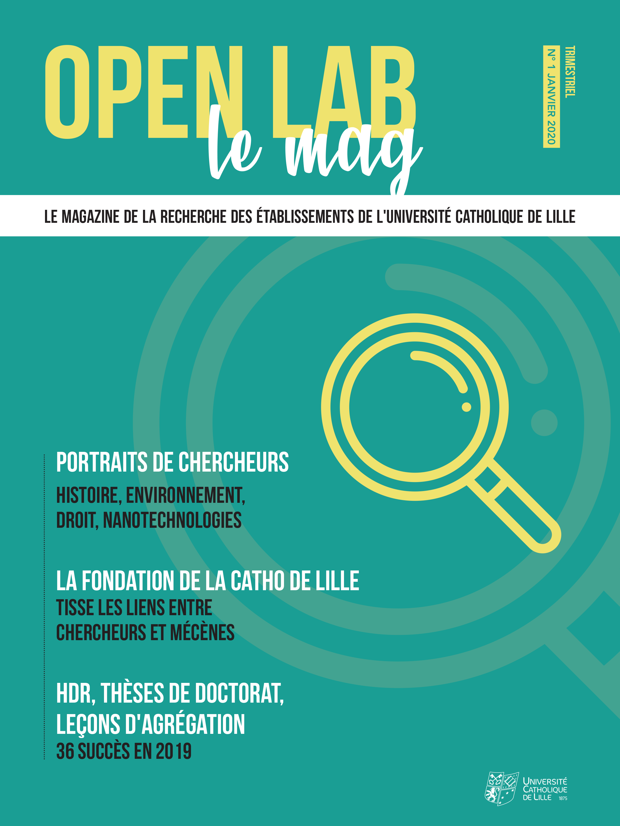 openlab le mag