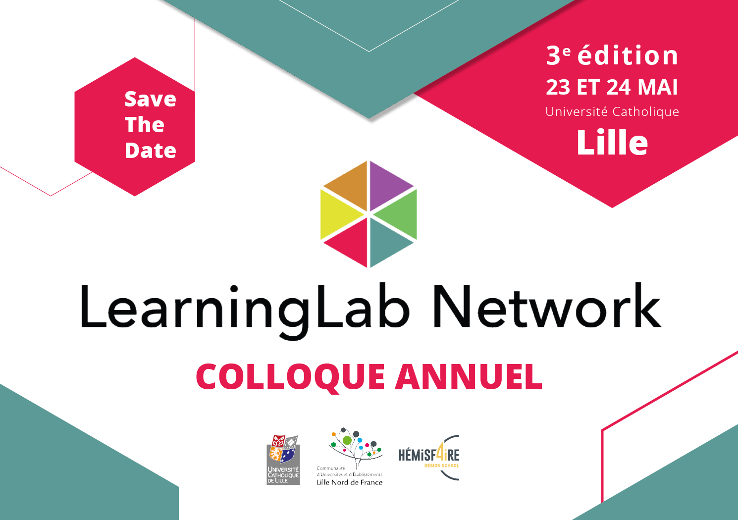 colloque LearningLab Network